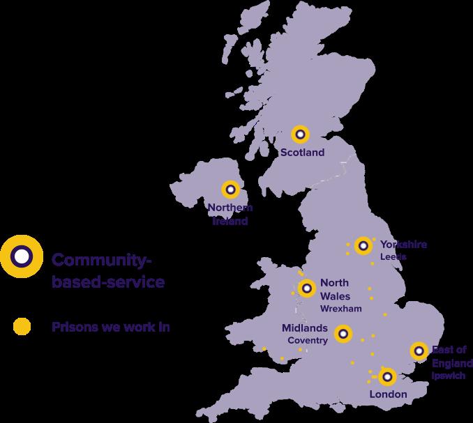 community-based-service-map